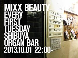 2013.10.01.Tue 渋谷 Organ Bar
