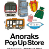Anoraks Pop Up Store@SPBS annex