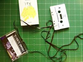 カセットテープのジャケットミスについて