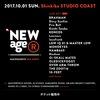 2017.10.01.Sun 東京 新木場 STUDIO COAST
