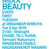 2018.04.03.Tue 東京 渋谷 Organ Bar