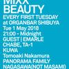 2018.05.01.Tue 東京 渋谷 Organ Bar