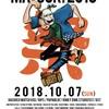 2018.10.07.Sun 八王子 MATCH VOX / RIPS / PAPABEAT / RINKY DINK STUDIO 5st/8st-