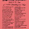 2019.03.31.Sun 東京 下北沢 THREE