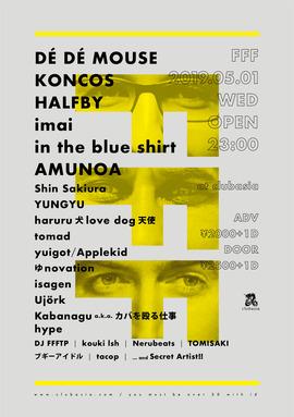 2019.05.01.Wed 東京 渋谷 clubasia
