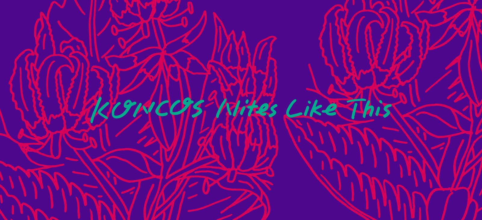 KONCOS | Nites Like This (George.MOP of HEAD Remix)